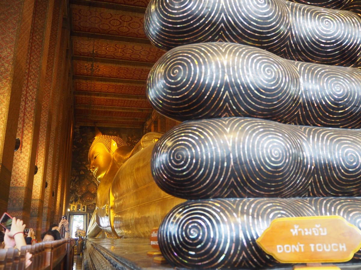 年頃の女子は寺には興味ないのかもしれない~子連れでバンコク旅行(1)