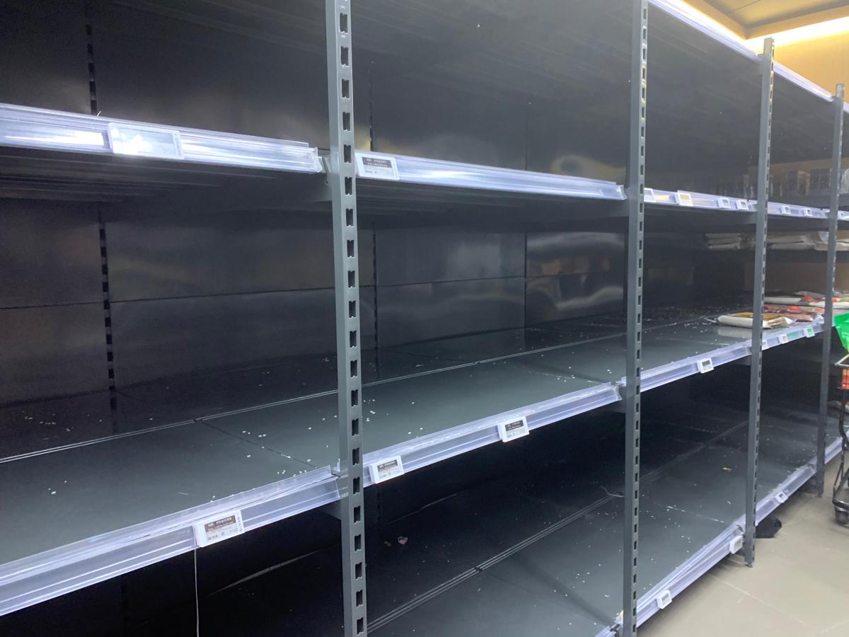 香港内のスーパーの商品が品薄になってあまり困らなかったのは、必要な食材が少し違うから