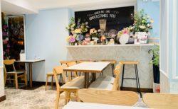 香港には食事デートにも使える可愛いカフェが多い~Séan Cafe@尖沙咀