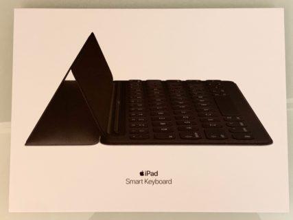 iPad Air専用のスマートキーボードで、iPadの入力問題が解決できそうだけど、親指シフトを使うかは悩みどころ