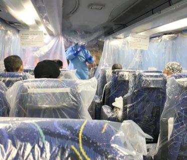家族が新型コロナウイルスの水際対策のために成田空港で隔離された話をまとめてみた
