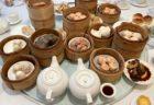 今日の昼ごはん~ワゴン式飲茶/名都酒樓@金鐘