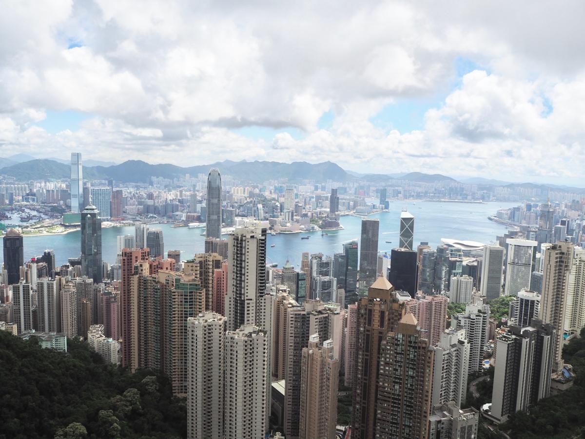 香港セントラルの半日観光コースを紹介