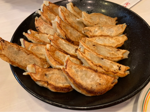焼き餃子は中華料理なんだろうか