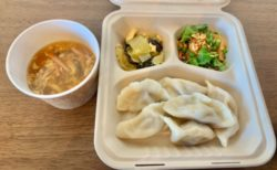 TENT@幕張で水餃子定食を食べて、香港で食べた水餃子が懐かしくなった