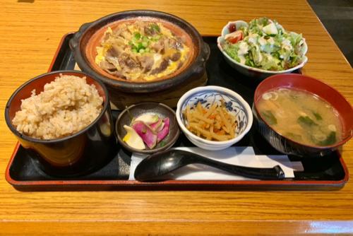 玄米をお店で食べられるのはさすが日本だと思う~角打@有楽町