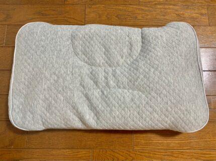 睡眠時無呼吸症候群の改善のために枕を変えて舌の筋肉の強化をはじめることにした