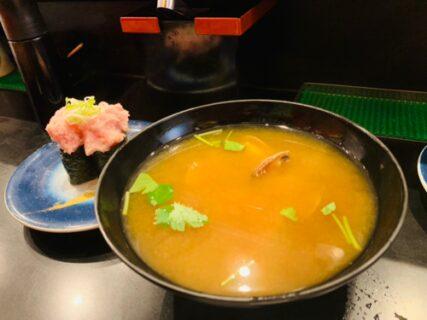 お寿司はゆっくりと食べれば糖質も気にならない~もり一(もりいち)@船橋