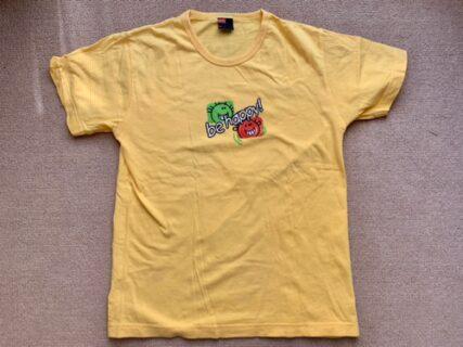 Tシャツの英語が変な意味だったのを、娘たちに指摘されて恥ずかしくなった