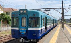 鉄分補給のために、銚子電鉄に乗りに行った